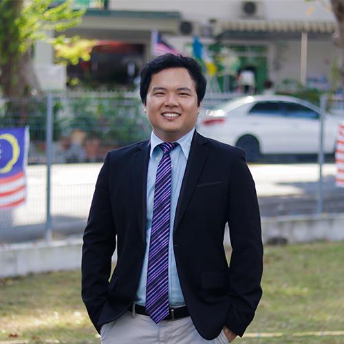 Pastor Eden Chia