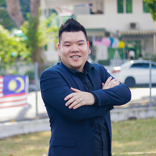 Pastor Sean Wong