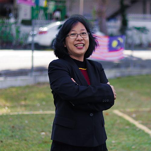 Pastor Yang Siew Leng